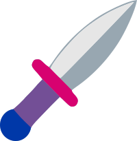 :knife_bi: